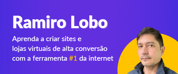 Página de Links - Capa